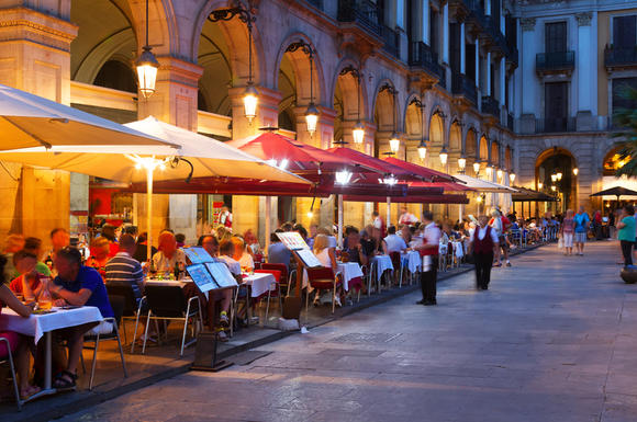 5 Restaurants we recommend in Barcelona