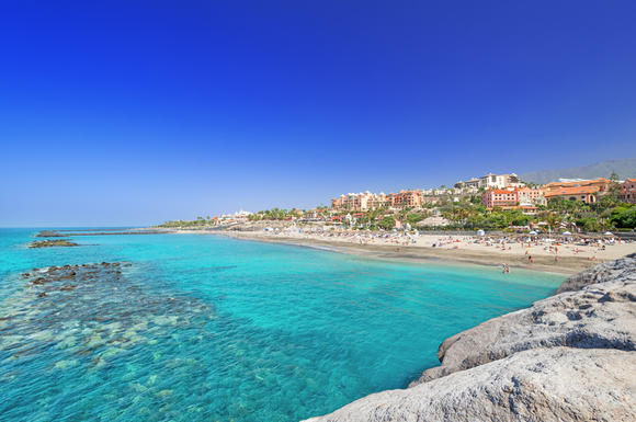 Best beaches to visit in Tenerife