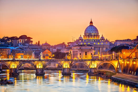Top 5 Restaurants in Rome