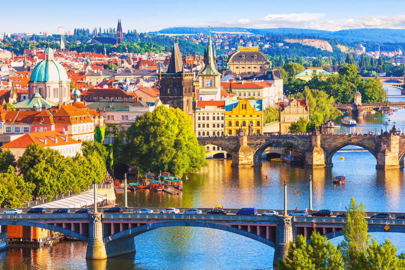 The must see tourist attractions in Prague