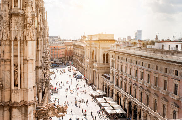 7 Must-Visit European Cities for Designer Shoppers!