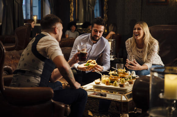 Top Restaurants in Manchester