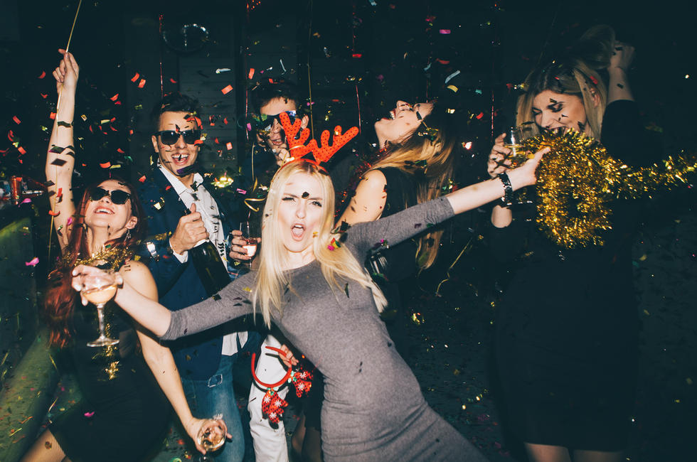 The Best places for New Year's Eve Parties