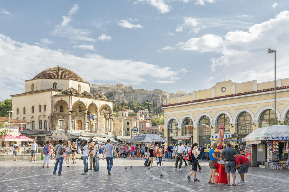 An A to Z of Travel: Starting with Athens