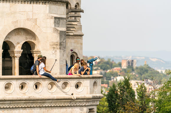 An A to Z of Travel: Budapest