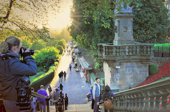 An A to Z of Travel: Edinburgh
