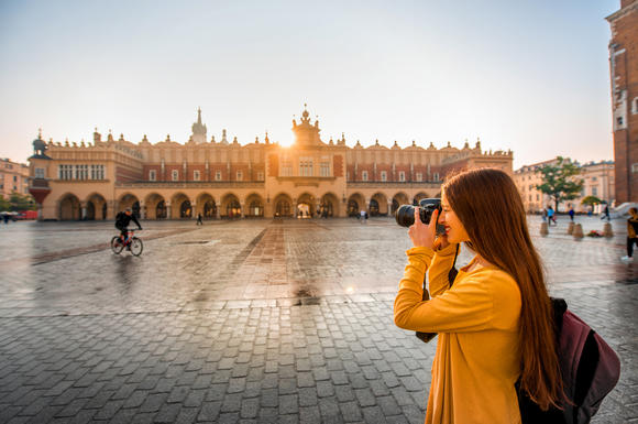 An A to Z of Travel: Kraków