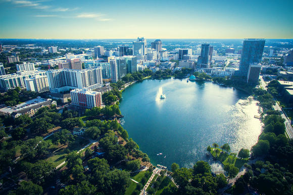 An A to Z of Travel: Orlando