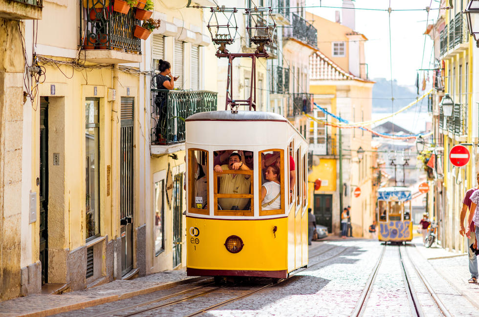 ​An A to Z of Travel: Portugal