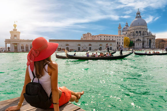 An A to Z of Travel: We are now in Venice