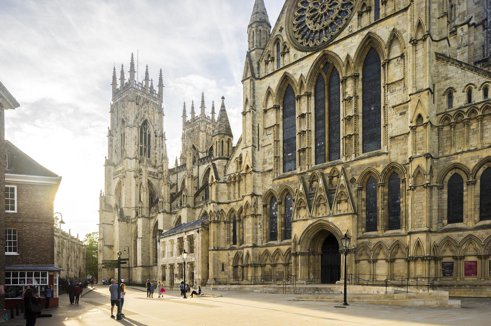 ​An A to Z of Travel: We are now visiting York