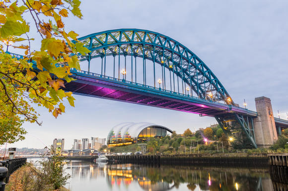 What to do in Newcastle if you only have 1 Hour!