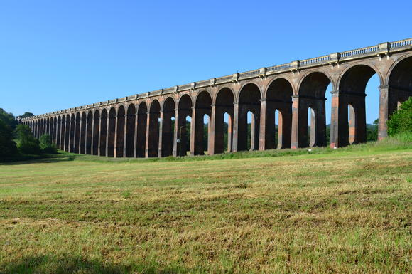 ​The Ouse Valley Viaduct should be a MUST visit on all British Travel Bucket Lists! Why?