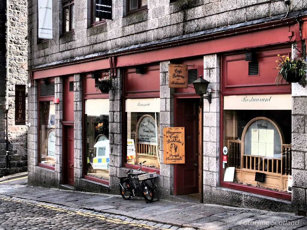 Top Rated Aberdeen Restaurants