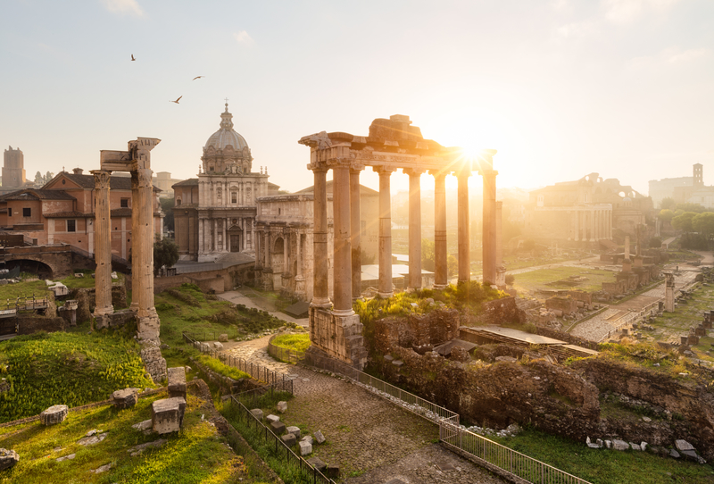 Rome's Rich and globally influential History