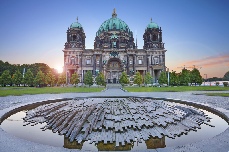 Did you know that Berlin is Germany's biggest city