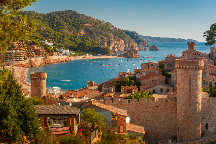 Costa Brava on a savers Budget