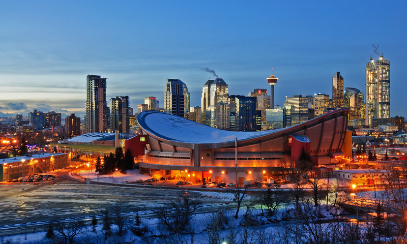 7 tourist attractions in Calgary, Canada